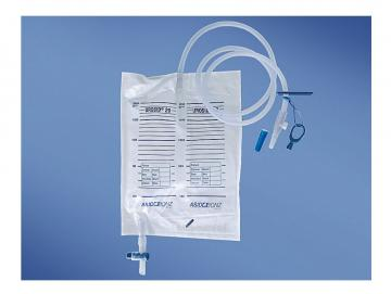UROSID®20 2L 120cm Schlauch Urinbeutel